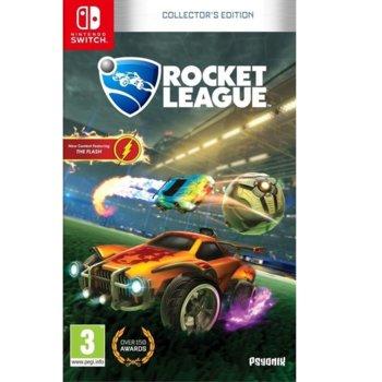 Игра за конзола Rocket League - Collectors Edition, за Switch image