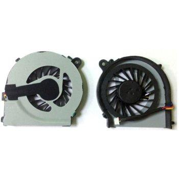 Вентилатор за лаптоп HP съвместим с Pavilion G4-1000, G6-1000, G7-1000/CQ58-B, (4 пинов конектор) image