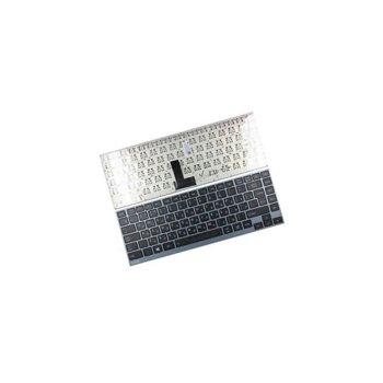Клавиатура за Toshiba Satellite U900, gray, bl product