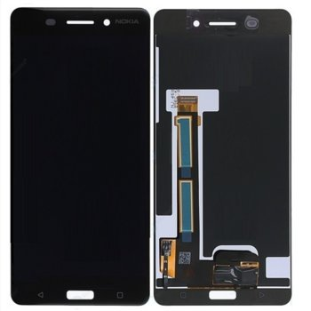 LCD with Touch Black Nokia 6.1/Nokia 6 2018 product
