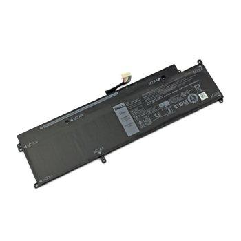 Батерия (оригинална) за лаптоп Dell, съвместима с модели Latitude 7370, 4-Cells, 7.6V, 4250mAh image