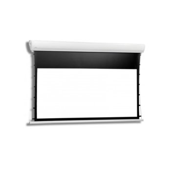 Екран Avers AKUSTRATUS 2 TENSION 24-14 MG BT, за стена/таван, Matt Grey, 2700 x 1800 мм, 16:9 image