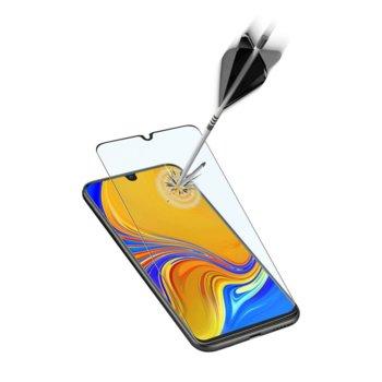 Протектор от закалено стъкло /Tempered Glass/, Cellularline, за Samsung Galaxy A70, черен image