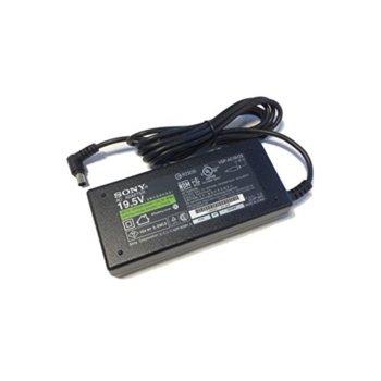 Захранване (заместител) за лаптопи Sony Vaio 19.5V/3.9A/76W, (6.5x4.4) image