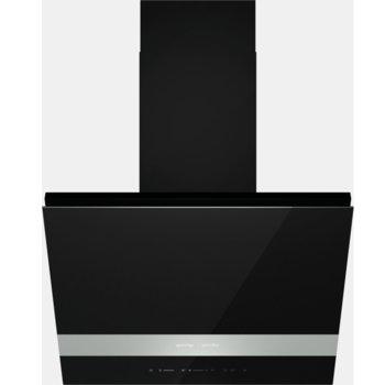 Абсорбатор Gorenje WHI643ORAB, свободностоящ, колонен, енергиен клас B, 284 W, 570 m³/h, 1 мотор, 3 степени на мощност, черен image