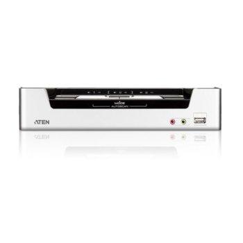 KVMP суич Aten CS1792, от USB(ж) към 3x HDMI(ж), 2x USB Type A, 2x USB Type B Female, 8x 3.5 mm, 2x RJ-45, 1920 x 1080 @ 60Hz image