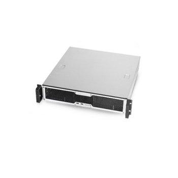 Кутия Chenbro RM24200, 2U mATX Rackmount, 2x USB 2.0, без захранване image