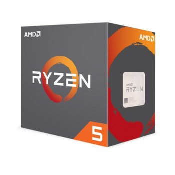 Процесор AMD Ryzen 5 1600X шестядрен (3.6/4.0GHz, 3MB L2/16MB L3 Cache, AM4) BOX, без охлаждане image