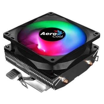 Охлаждане за процесор AeroCool Air Frost 2, съмвестимост със сокети Intel LGA 1200/115X/775 & AMD AM4/AM3+/AM3/AM2+/AM2/FM2/FM1 image