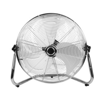 Настолен вентилатор Rohnson R-862, 3 скорости, 45 см. диаметър, 100W, сребрист image