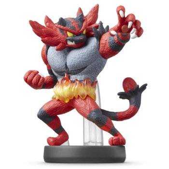 Фигура Nintendo Amiibo - Incineroar [Super Smash Bros.], за Nintendo Switch image