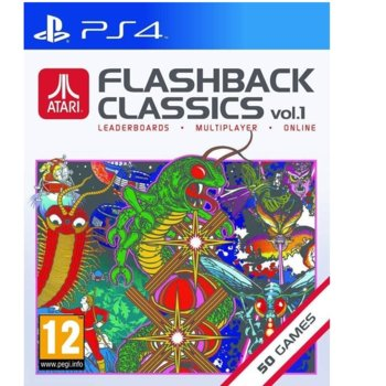 Atari Flashback Classics Collection Vol.1 product
