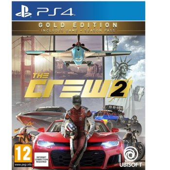 The Crew 2 Gold Edition product