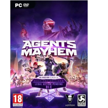 Agents of Mayhem product