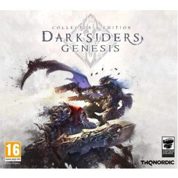 Darksiders Genesis - Collectors Edition PC product