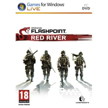 Operation Flashpoint: Red River product