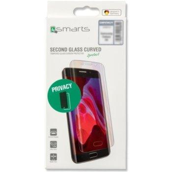 Протектор от закалено стъкло /Tempered Glass/, 4Smarts 4S493179, за iPhone XS/S  image