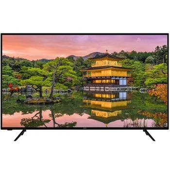 "Телевизор Hitachi 43HK5600, 43"" (109см), 3840x2160 UHD-4K, DVB-T/C/S/MPEG4, 2x HDMI, USB, WiFi image"