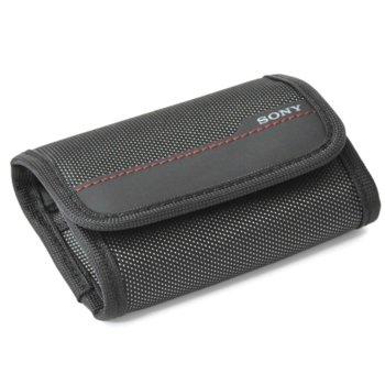 Калъф за фотоапарат Sony LCS-BDG, полиуретан, черен image