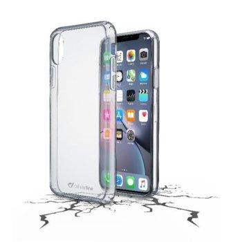 Прозрачен твърд кейс ClearDuo за iPhone Xr product