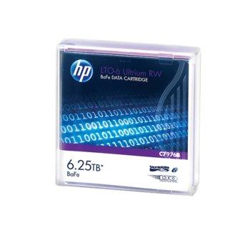 HP LTO-6 Ultrium 6.25TB BaFe RW Cartridge C7976B product