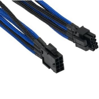 Кабел ORICO EPS 4+4Pin to 8Pin ext BK blue 30cm product