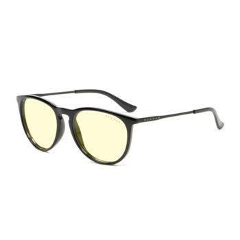 Геймърски очила GUNNAR Menlo Onyx, Amber, черен image