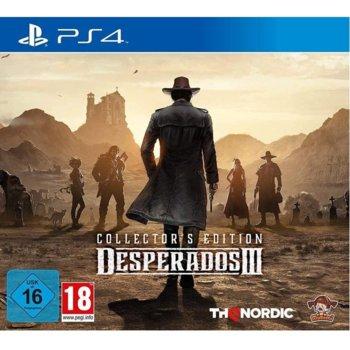 Desperados III - Collectors Edition PS4 product