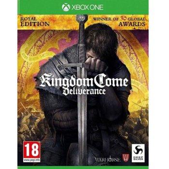 Игра за конзола Kingdom Come: Deliverance - Royal Edition, за Xbox One image