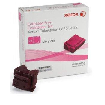 Касета за Xerox ColorQube 8870 - Magenta - P№ 108R00959 - 17 300k image