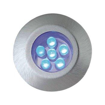 LED луна за стена, ORAX LRLH0200105WCW, 2.5W, DC 12V, Студено бяла image