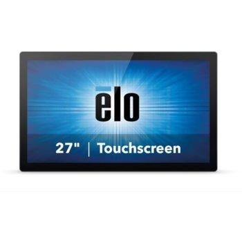 """Монитор Elo 2796L, 27""""(68.58 cm) тъч панел, Full HD, HDMI, DisplayPort, VGA image"""