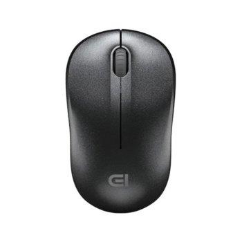 Мишка D V1 Безжична Черен product