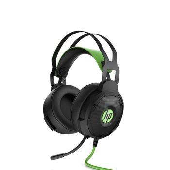 Слушалки HP Pavilion Gaming 600 Headset, микрофон, 3.5mm jack, 7.1 виртуален съраунд, черен image