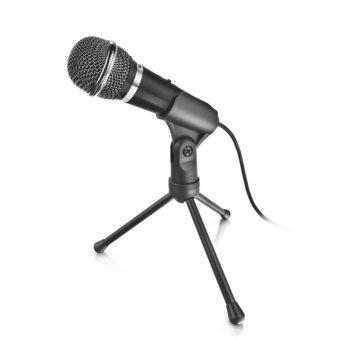 Микрофон TRUST Starzz All-round, 2.5m кабел image