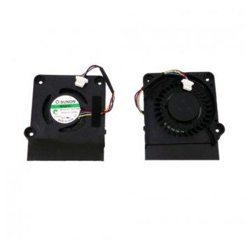 Вентилатор за лаптоп Asus, съвместим с Asus Eee PC 1005HA 1001HA 1008HA image