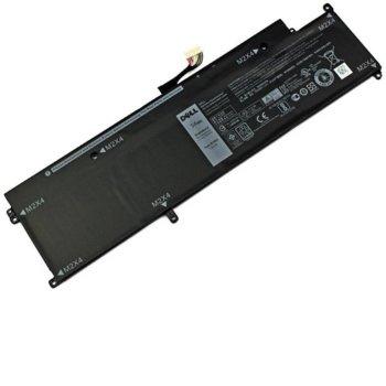 Батерия (оригинална) за лаптоп Dell, съвместима с модели Latitude 13 7370 XCNR3, 4-cell, 7.6V, 4500mAh image