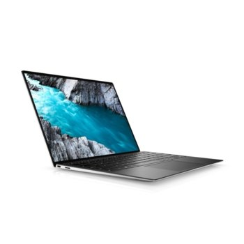 "Лаптоп Dell XPS 9300 (DXPS139300I716GB1TFHDP_WIN-14), четириядрен Ice Lake Intel Core i7-1065G7 1.3/3.9 GHz, 13.4"" (34.04 cm) UXGA Touchscreen Anti-Glare Display, (Thunderbolt 3), 16GB, 1TB SSD, Windows 10 Pro image"