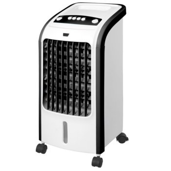 Овлажнител Crown CCS-480, 80W, 4L резервоар, 3 скорости на вентилатора, бял image
