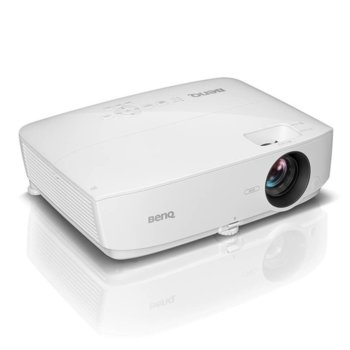 Проектор BenQ MS535, DLP, SVGA(800x600), 15 000:1, 3600lm, 2x HDMI, 2x VGA, 2x USB A, miniUSB Type B, RS232 image