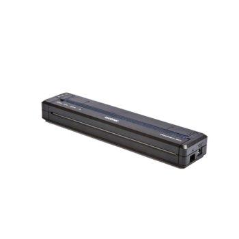 Мобилен принтер Brother PJ-763MFi, 300 x 300 dpi, 6MB памет, термопечат, Bluetooth, USB, A4 image