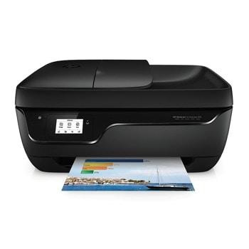 Мултифункционално мастиленоструйно устройство HP DeskJet Ink Advantage 3835 AiO (F5R96C), цветен принтер/скенер/копир/факс, 4800 x 1200 dpi, 8стр/мин, Wi-Fi, USB, ADF, A4 image