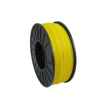 Консуматив за 3D принтер Acccreate 01.04.12.1112, ABS Pro, 1.75 mm, жълт, 1kg image