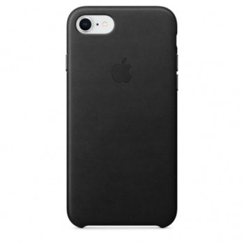 Apple iPhone 8/7 Leather Case Black product