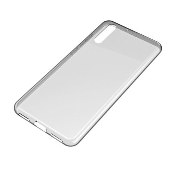 Калъф за Huawei Mate 20 Lite, Devia Naked, силикон, прозрачен image