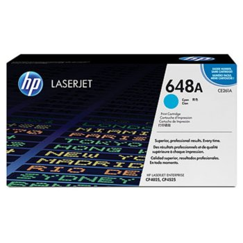 КАСЕТА ЗА HP LASER JET CP4025/CP4525 - Cyan product