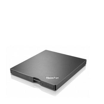 Оптично устройство Lenovo 4XA0E97775 DVD-RW, външна, Ultraslim, черна image