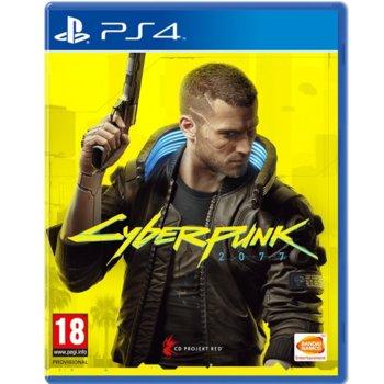 Игра за конзола Cyberpunk 2077, за PS4 image