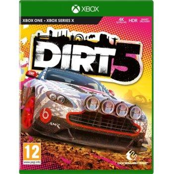 Игра за конзола Dirt 5, за Xbox One image
