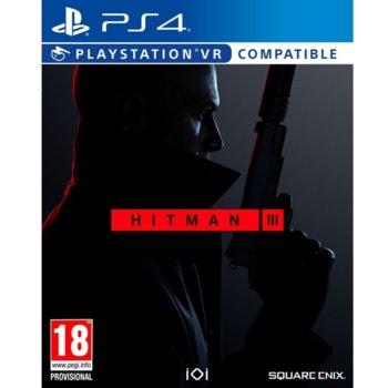Игра за конзола Hitman III, за PS4 image